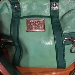 ISO Coach Poppy Bag
